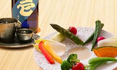 野菜料理×旨味とキレ[壱]