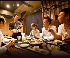 旬の食材を楽しむ心屋コース 6,000円(税込)全8品
